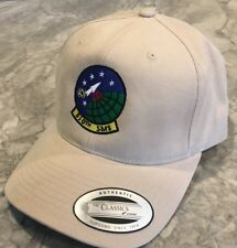 USAF 510th Strategic Missile Squadron Embroidered Hat