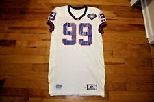 Chris Maumalanga 1994 New York Giants non game used jersey team issued