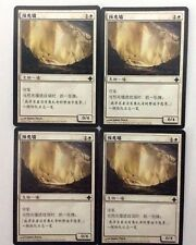 4 Chinese Wall of Omens Rise of the Eldrazi MTG Magic the Gathering NM-Mint