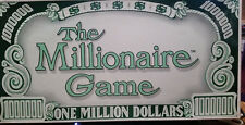 MILLIONAIRE board game--Civic Fundraising customized game--NEW!