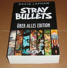 Stray Bullets Uber Alles Edition TPB 1st Print Issues 1-41 David Lapham