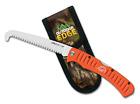 Outdoor Edge Flip N' Zip Saw, FW-45, Folding Saw, Light Weight, Lock Back,Orange