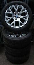 4 BMW Winterräder Styling 238 245/50 R18 100H M+S BMW 7er F01 F02 5er GT F07 NEU