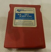Save New York Commodore 64 128 Computer Game Cart - Tested
