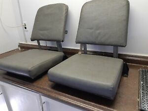 Land rover series 2a seats