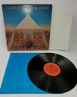 Earth Wind & Fire All 'N All Vinyl Record LP Gatefold With Poster JC 34905 1977