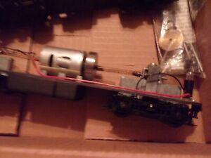2 American Models Diesel Chassis for parts or repair.