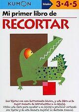 Mi Primer Libro de Recortar (2009, Paperback)