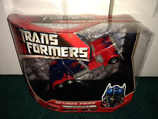 Optimus Prime Transformers Movie 1 Voyager Class Hasbro 2007 MISP! Autobot Truck