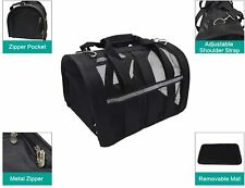 Pet Carrier Backpack with Mesh Portable Collapsible Ventilated Design Pet