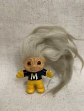 Vintage Michigan Wolverines Troll