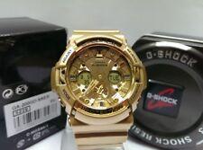 Casio G-Shock Gold Dial Gold Resin Multifunction Quartz Men's Watch GA200GD-9A