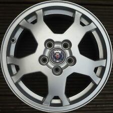 SAAB Alloy Wheel 6,5x16 et49 9-3 9-5 5 Spoke 4689634 Jante rim Llanta cerchione