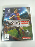 Pes 2009 Pro Evolution Soccer Messi - Jeu De Jeu PLAYSTATION 3 PS3 sony -