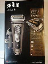 Braun Series 9 Premium Rasierer Herren mit 4+1 Scherkopf Elektrorasierer 9385CC