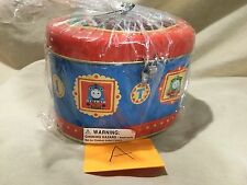 Thomas & Friends Engine Train Schylling Collectible Tin Oval Bank A
