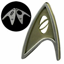 Star Trek Beyond Science Insignia Magnetic Badge Replica Official Merchandise