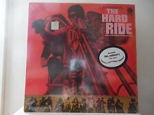 "THE HARD RIDE - ORIGINAL SOUNDTRACK - PARAMOUNT RECORDS-PAS 6005 - ""SEALED"""