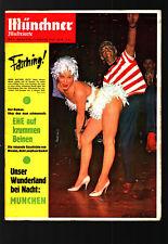 Münchner Illustrierte 1959 Erica Beer, Brigitte Bardot, Spatz III, Fasching