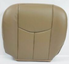 2003 2004 2005 2006 2007 GMC Sierra HD SLE, SLT, Z71 Bottom Seat Cover tan-Vinyl