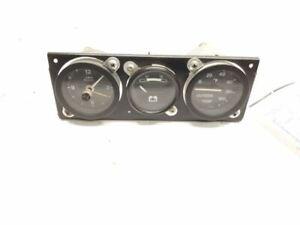 Bentley Turbo R Eight Mulsanne Clock Temperature Battery Gauge Gauges Set