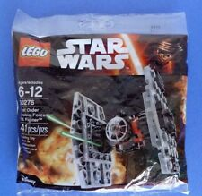 Star Wars Lego Disney First Order Special Forces Tie Fighter (30276) New Sealed