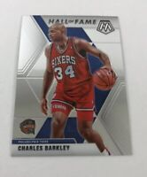 2019-20 Mosaic Charles Barkley Hall of Fame #282 Philadelphia 76ers Base