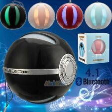 Bluetooth 4.1 Mini LED Speaker Wireless Super Bass For iPhone Samsung Tablet USA