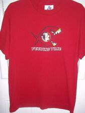 Florida State Seminoles Feeding Time/Top of the Food Chain Tee size Men's Large