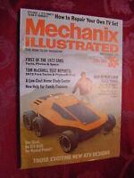 MECHANIX Illustrated September 1971 ATV Designs Ford Torino Plymouth Fury