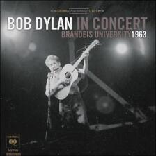 Bob Dylan in Concert: Brandeis University 1963 by Bob Dylan (Vinyl, May-2011, Columbia (USA))