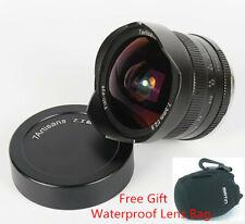 7artisans 7.5mm F2.8 Fisheye Lens for Sony Canon Fujifilm Panasonic Olympus M43