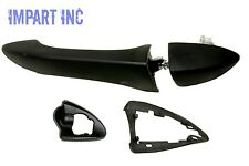 BMW X5 Right Side Outer Door Handle, Lock Cover, and Gaskets 51 21 8 243 618K
