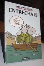ENTRECHATS  Philippe GELUCK