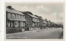 Saddleworth Road Greetland Vintage Postcard  213a