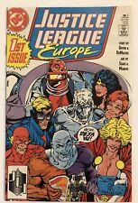 Justice League Europe 1 33 (DC, 1989) VF/NM. Huge 38-issue Lot! JL Despero Lobo