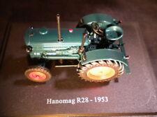 Hachette Tractors - Hanomag R28 - 1953 - no steering wheel