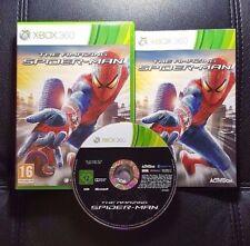 The Amazing Spider-Man (Microsoft Xbox 360, 2012) Xbox 360 Game - FREE POST