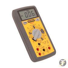 Martindale MM64 - AC/DC 600V Voltage & 200mA Current - Digital Multimeter