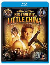 John Carpenter's Big Trouble in Little China Blu-ray Kurt Russell, Kim Cattrall