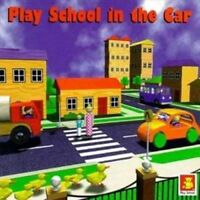 PLAY SCHOOL Play School In The Car CD BRAND NEW ABC For Kids