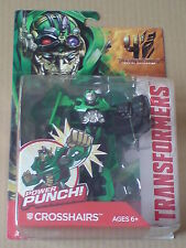 TRANSFORMERS AGE OF EXTINCTION - CROSSHAIRS POWER PUNCH ACTION FIGURE NEW