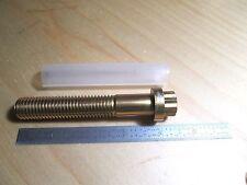 """AEROSPACE 624254-1620DN3 NEW 1""""-8 DOUBLE HEX HEAD MACHINE BOLT 12 PT DR 2.465"""" L"""