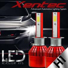 XENTEC 70W 7200LM H1 Canbus LED Lamp Headlight Kit Car Beam Bulbs White 12V 24V