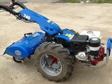 More details for bcs 740 power unit, 12 hp honda engine with rotovator