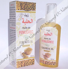 Huile de Fenugrec BIO SPRAY 100% Pure 120ml Fenugreek Oil, Aceite de Fenogreco