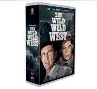 The Wild Wild West - The Complete Series (DVD, 2015, 26-Disc Set) Season 1 2 3 4