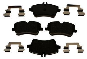 Disc Brake Pad Set-Semi-Metallic Front,Rear ACDelco 14D872MH
