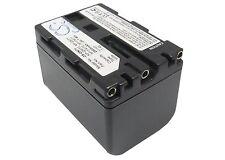 UK Battery for Sony CCD-TRV108 CCD-TRV118 NP-FM70 NP-FM71 7.4V RoHS