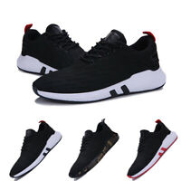 Men's Casual Sneakers Outdoor Running Shoes Jogging Walking Trainer Athletic Gym